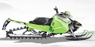 2019 Arctic Cat M 8000 Hardcore 162